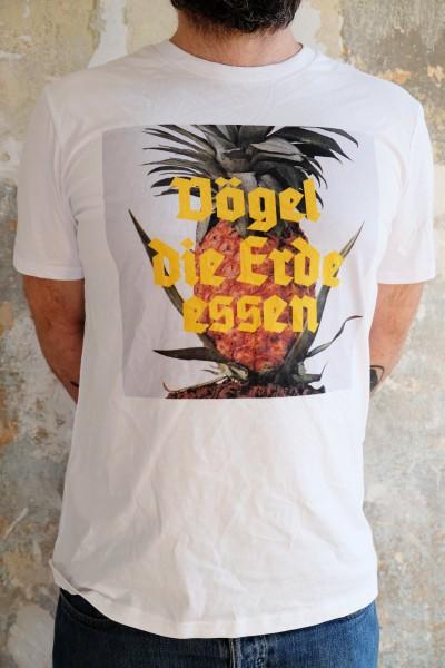 Vögel Die Erde Essen - Ananas - Shirt