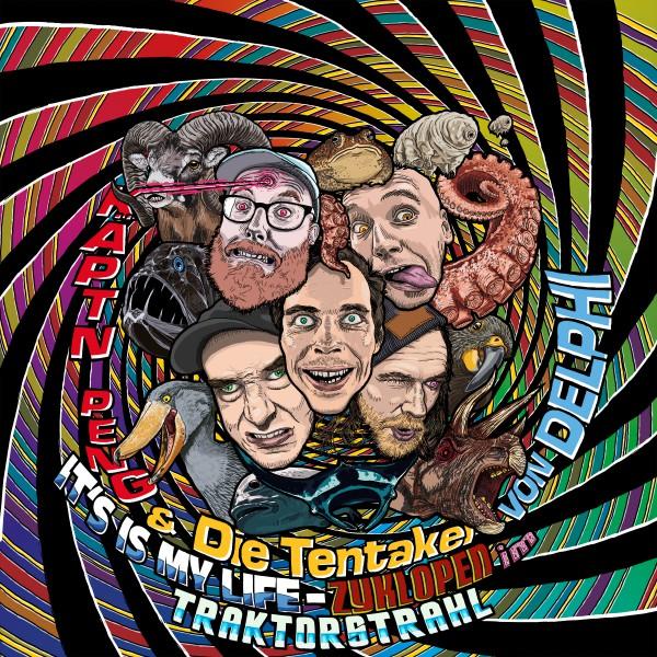 Käptn Peng & Die Tentakel von Delphi - It's is my life EP - Download