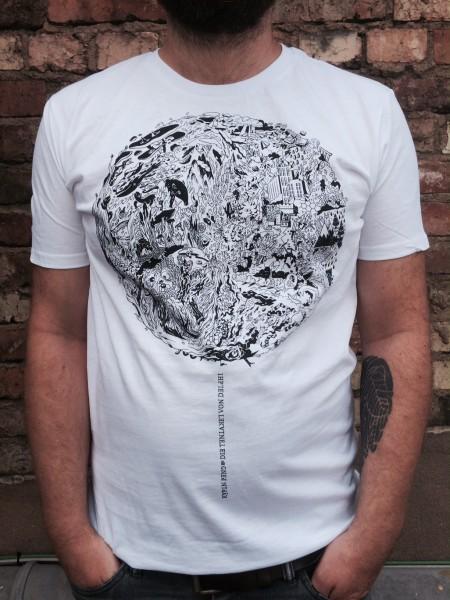 Käptn Peng & Die Tentakel von Delphi - Kritzelkrabbe - Shirt