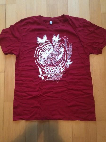 Vögel Die Erde Essen - VDEE - Shirt