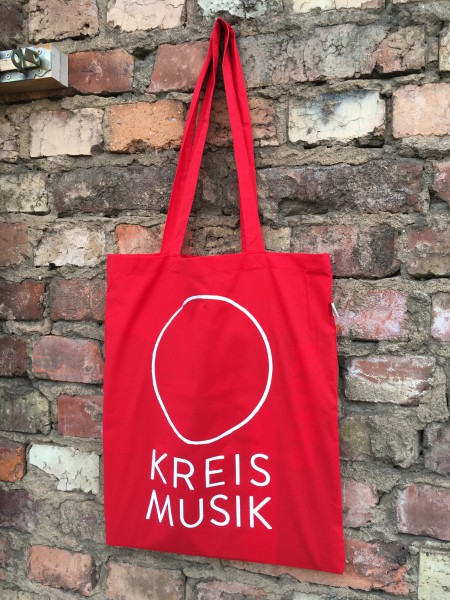 Kreismusik - Logo - Beutel