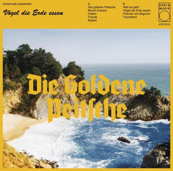 Vögel Die Erde Essen - Die goldene Peitsche- Audio CD