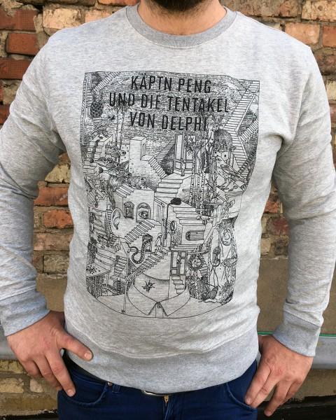 Käptn Peng & Die Tentakel von Delphi - Das Nullte Kapitel - Männer Sweater