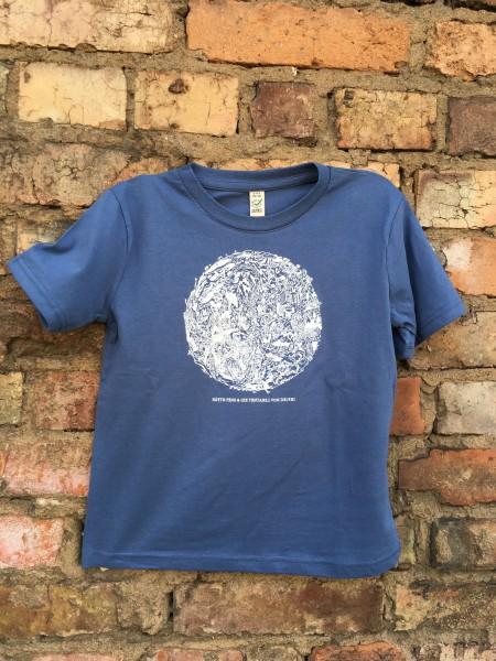 Käptn Peng & Die Tentakel von Delphi - Kritzelkrabbe - Kids Shirt