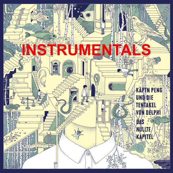 Käptn Peng & Die Tentakel von Delphi - Das nullte Kapitel 'Instrumentals' - Download