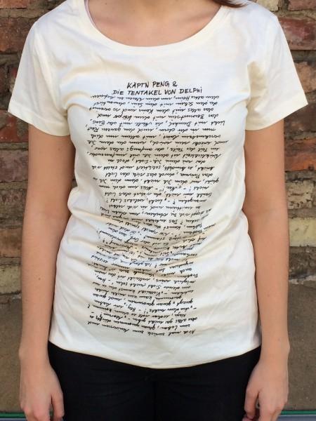 Käptn Peng & Die Tentakel von Delphi - Sockosophie - Shirt - Frauen
