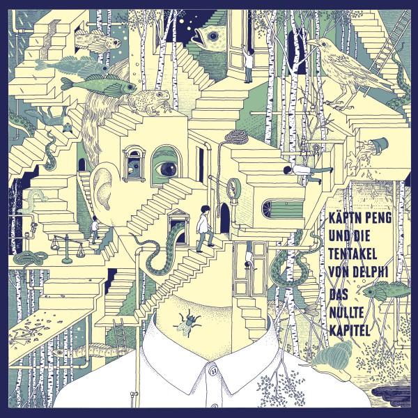 Käptn Peng & Die Tentakel von Delphi - Das nullte Kapitel - Audio CD