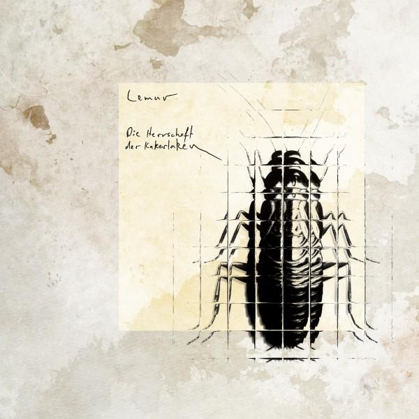 "Lemur - Die Herrschaft der Kakerlaken - Vinyl EP 12"""