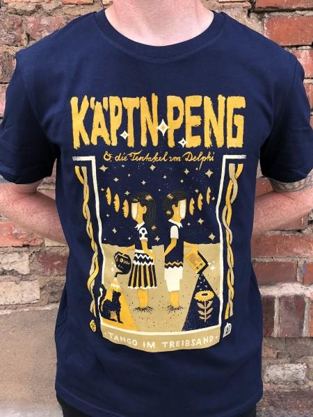 Käptn Peng & Die Tentakel von Delphi - Tango im Treibsand - Männer Shirt