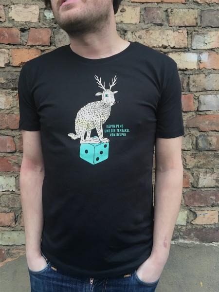 Käptn Peng & Die Tentakel von Delphi - Hase - Männer Shirt