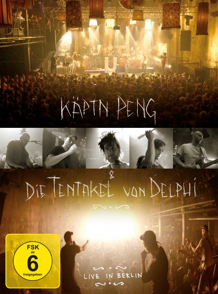 Käptn Peng & Die Tentakel von Delphi - Live in Berlin - Video Download