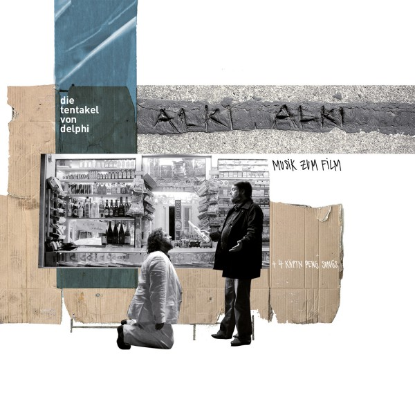 Die Tentakel von Delphi - Alki Alki - Audio CD