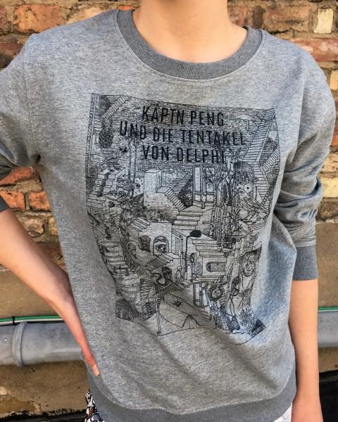 Käptn Peng & Die Tentakel von Delphi - Das Nullte Kapitel - Frauen Sweater