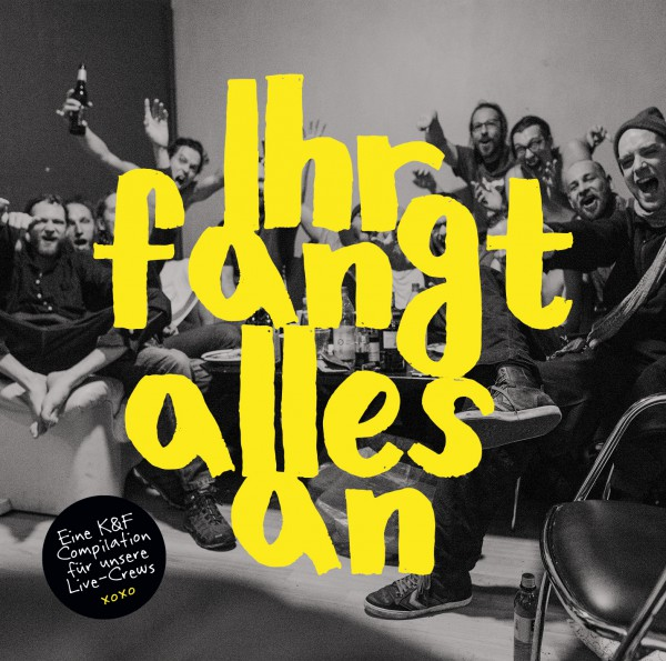 Various Artists - Ihr fangt alles an - Download