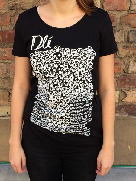 Dlé - Schädel - Shirt