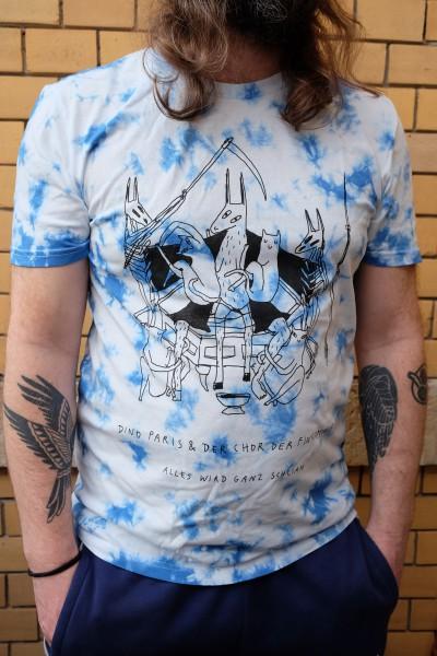 Dino Paris & der Chor der Finsternis - Awgs Bowser Tattoos - Shirt