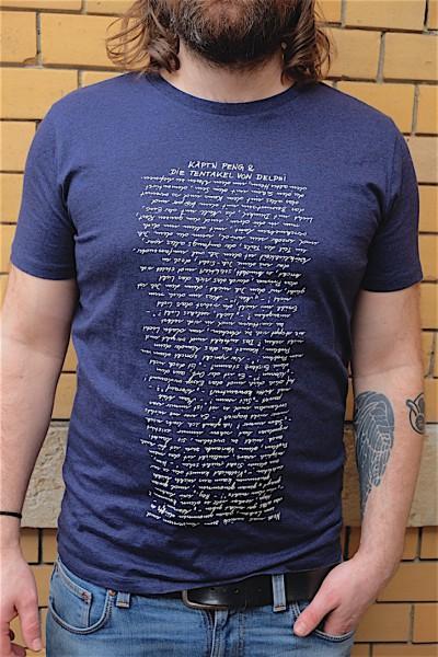 Käptn Peng & Die Tentakel von Delphi - Sockosophie - Shirt - Männer