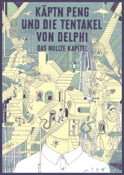 Käptn Peng & Die Tentakel von Delphi - Das nullte Kapitel - Poster
